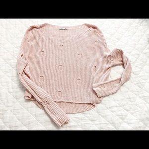 Dex Hole sweater